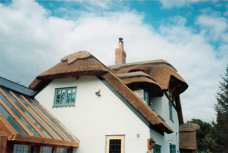 Thatchright thatching and reed laying for Brookside cottages